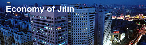 Economy of Jilin